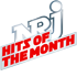 NRJ HITS OF THE MONTH--