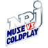 NRJ MUSE VS COLDPLAY
