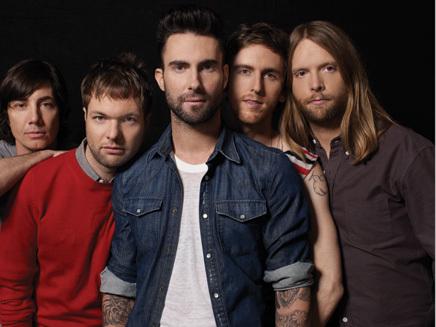 Maroon 5 : écoutez un nouvel extrait de leur album !