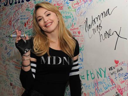 Madonna a encore des choses à dire