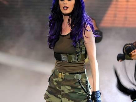 Katy Perry est d'humeur joueuse…