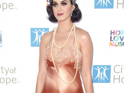 Katy Perry lance son propre label