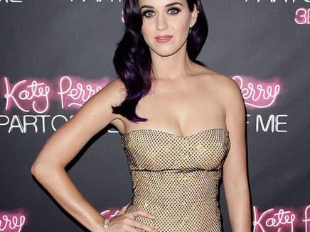 Katy Perry ne sera pas jurée dans X Factor !