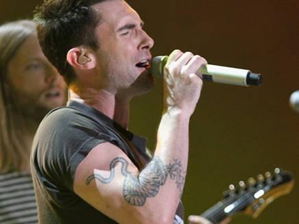 Maroon 5 : « One More Night » fait un carton !