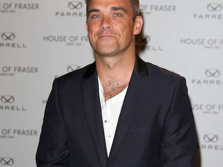 Robbie Williams revient !