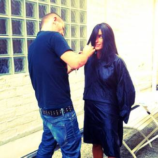 Jenifer change de coupe!