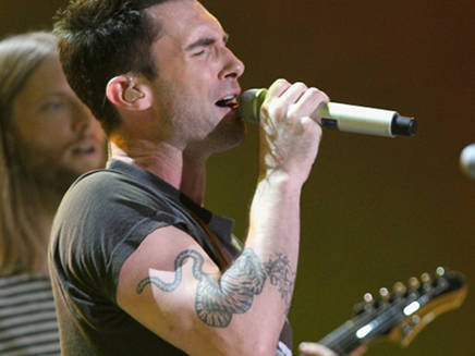 Maroon 5 : en concert le 2 juillet 2013 à Paris-Bercy !