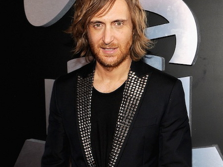 David Guetta : deux trophées et un titre au top