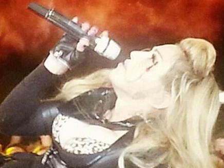 Madonna : blessée sur scène, elle continue le show