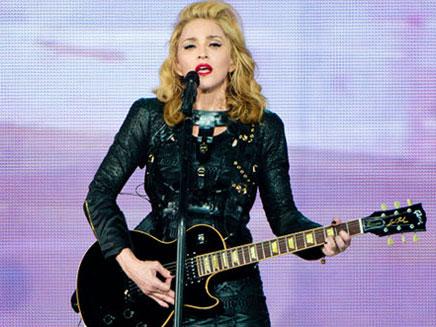 Madonna : sa tournée est la plus rentable de 2012