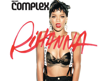 Rihanna pose pour le magazine Complex !