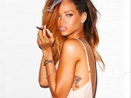 Rihanna : encore un nouveau tatouage !