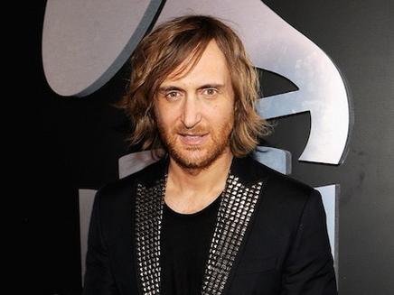 David Guetta : il passe le jour de l'an avec Calvin Harris !