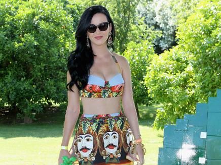 Katy Perry s'éclate à Coachella