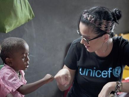 Katy Perry : le voyage qui a changé sa vie