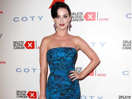 Katy Perry flirte avec Gerard Butler
