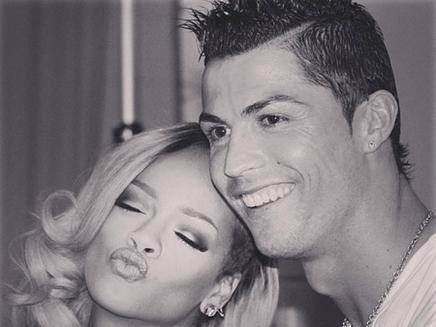 Rihanna : sexy avec Cristiano Ronaldo