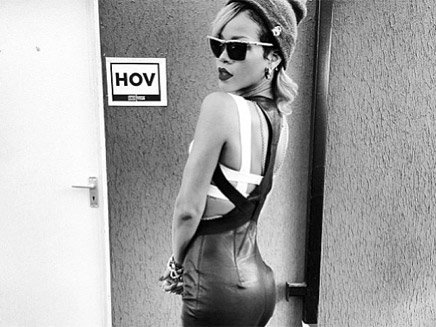 Rihanna: avec Justin Timberlake et Jay-Z sur scène!