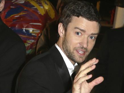 Justin Timberlake: en plein tournage de «Take Back The Night»