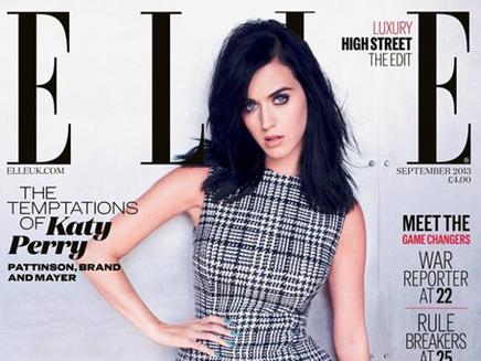 Katy Perry : adieu le look acidulé !