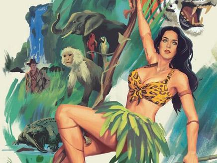 Katy Perry : le clip de « Roar » sortira le 5 septembre !