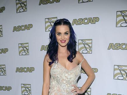 Katy Perry: son album est numéro un !
