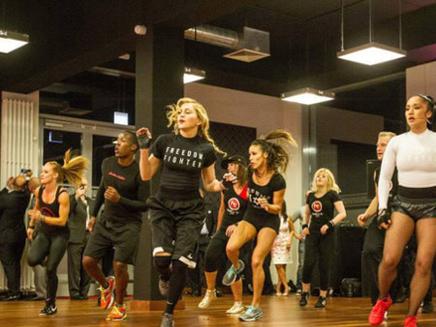 Madonna ouvre un centre de fitness à Berlin