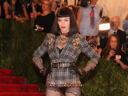 Madonna bientôt récompensée par le Hall of Fame ?