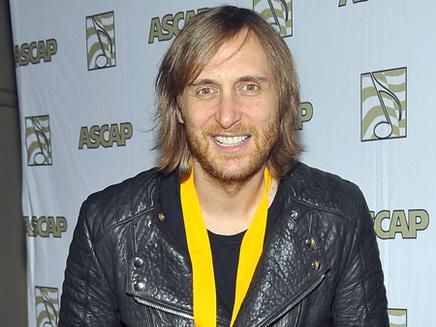 David Guetta : au secours des Philippines