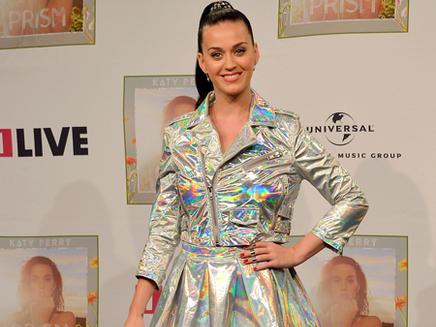 Katy Perry : sa liste au Père Noël