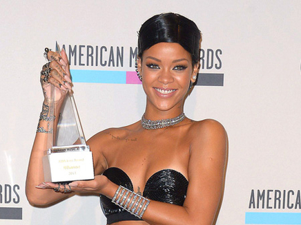 Rihanna : reine américaine