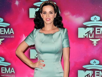 Katy Perry : sa déclaration d'amour !