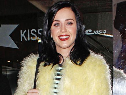 Katy Perry : reine de Twitter