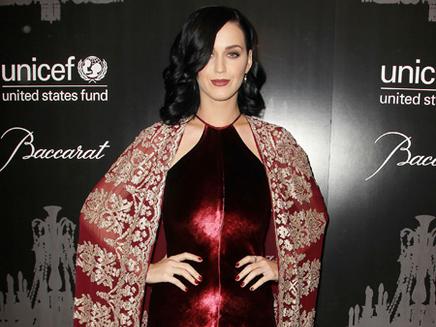 Katy Perry : ambassadrice de charme pour l'UNICEF