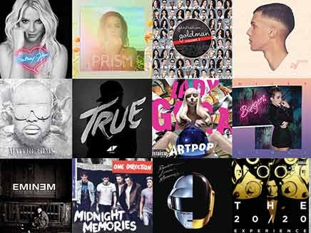 Katy Perry, One Direction, Stromae : les albums qui ont marqué 2013 !