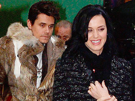 Katy Perry et John Mayer en vacances à Hawaii