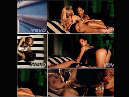 Rihanna : fière de son clip sexy avec Shakira !