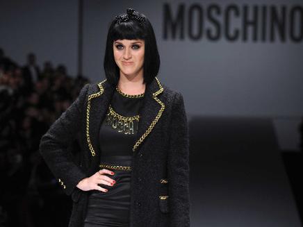 Katy Perry : mannequin pour la Fashion Week de Milan !