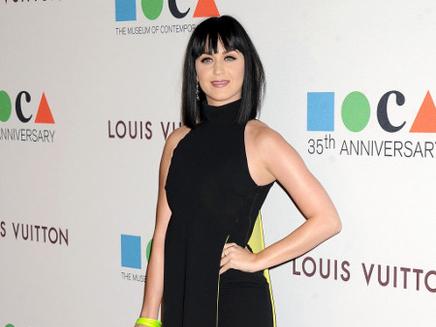 Katy Perry : rayonnante pour un gala à Los Angeles !