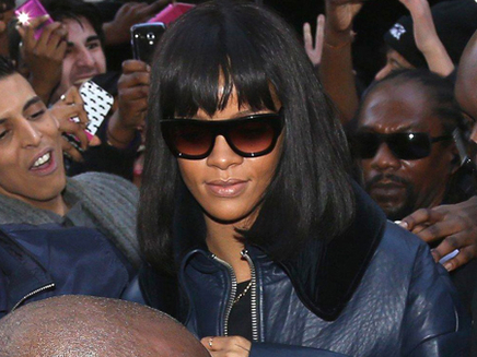 Rihanna rejoint Drake à Amsterdam !