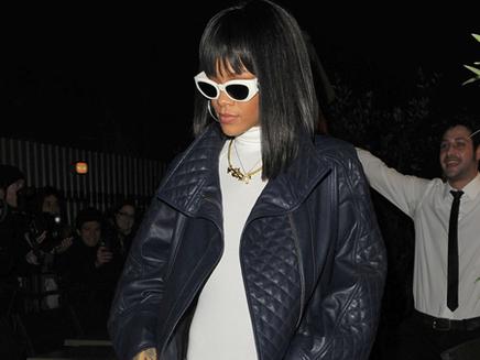 Rihanna élue icône de mode !
