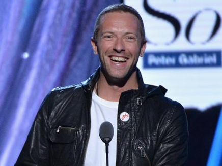 Chris Martin : sort sans son alliance !