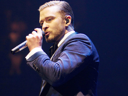 Justin Timberlake : au top des charts avec « Not A Bad Thing » !