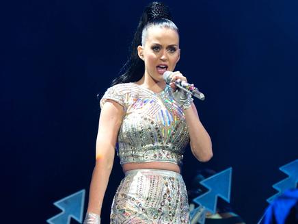Katy Perry en concert en France avec NRJ !