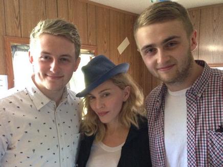 Madonna : une collaboration avec Disclosure ?