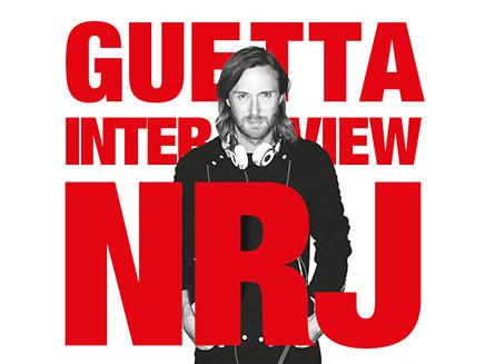 David Guetta en interview exclusive sur NRJ