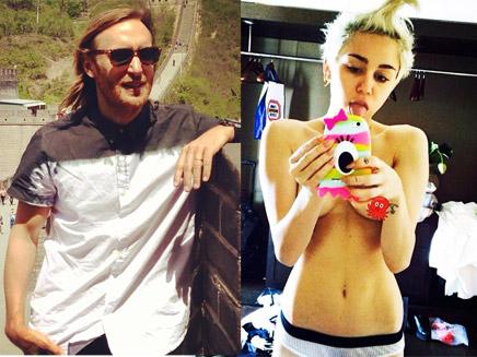 David Guetta : un duo avec Miley Cyrus ?