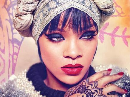 Rihanna : séance photo ultra glamour !