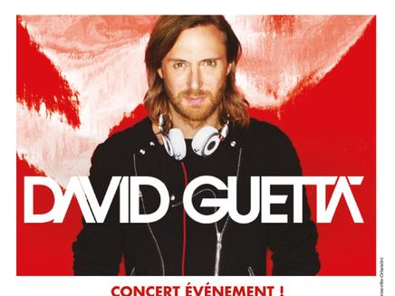 David Guetta : en concert le 8 août !