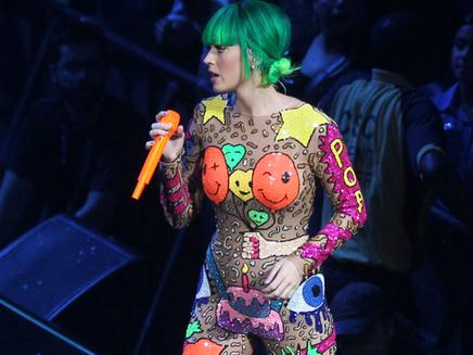 Katy Perry en studio avec Afrojack ?